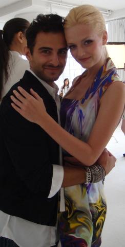 Nima&LydiaHearst