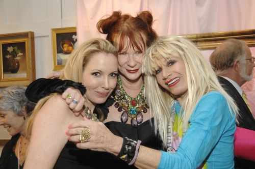 Lulu, Chantal, Betsey