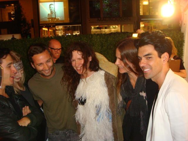 Proenza, Katie, Missy, Keegan