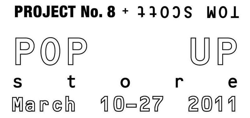 Tom Soctt:Project No.8