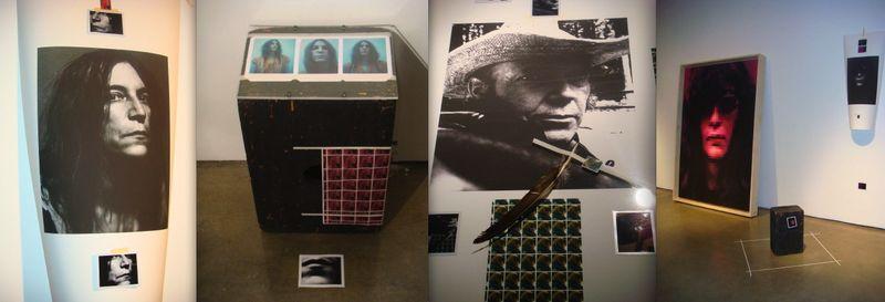 Steven Sebring:Illumination-Smith&Young&Ramone2