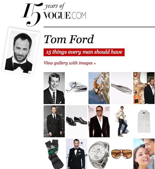 Vogue.com:Tom Ford