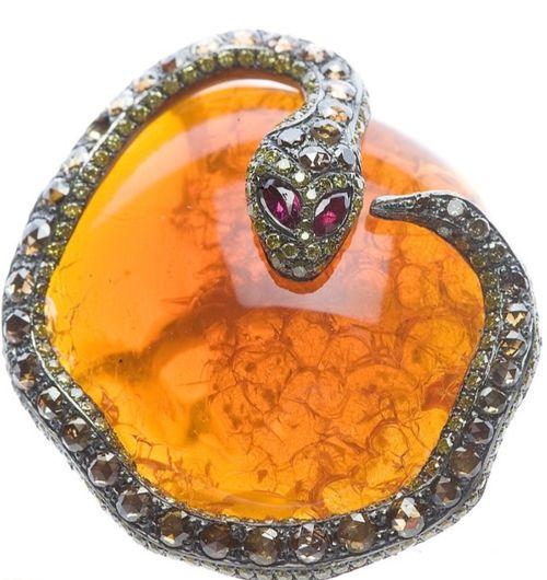 Kimberly McDonald ring