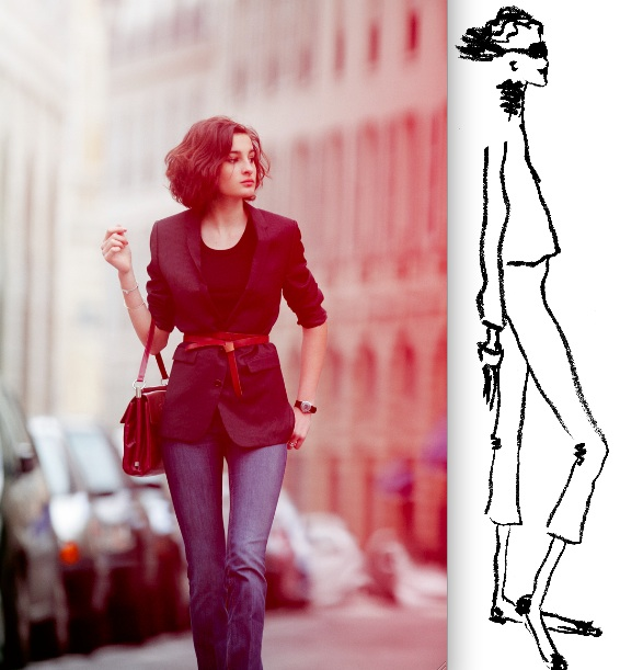 Ines de la Fressange:PC2:The Fashion Informer