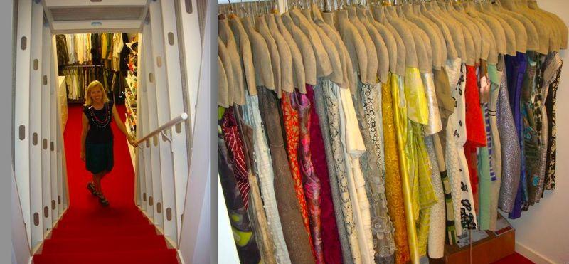 Lela Rose closet:1