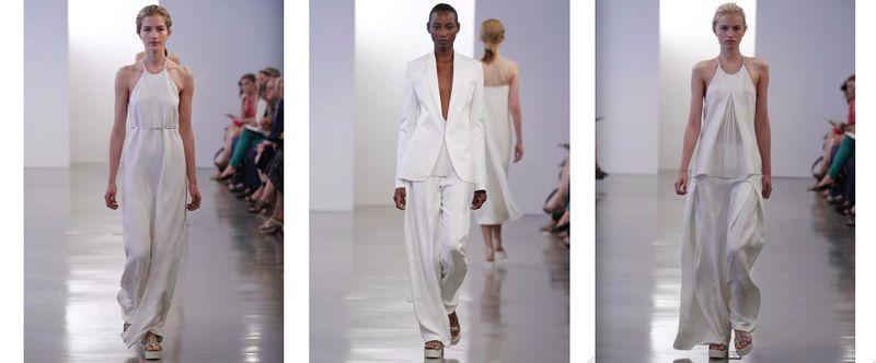 Calvin Klein:Resort 2012.3:The Fashion Informer