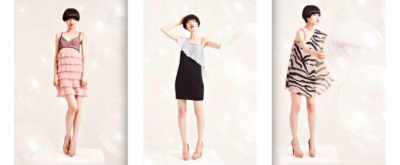 Erin Fetherston Resort 2:The Fashion Informer