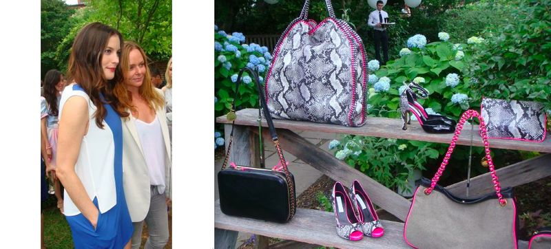 Stella McCartney, Liv Tyler, Resort 2012:The Fashion Informer