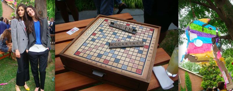 Stella McCartney Scrabble:pinata:The Fashion Informer