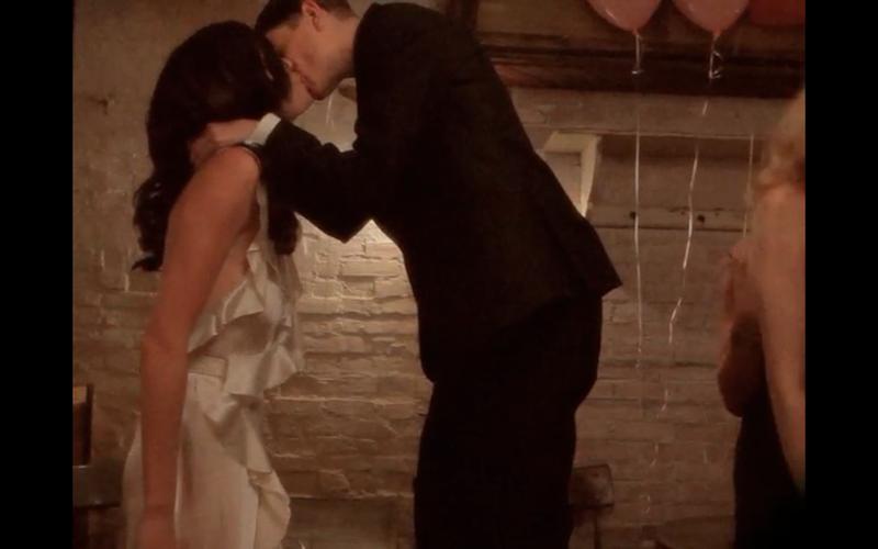 Imitation:Tara Subkoff film 7:kiss