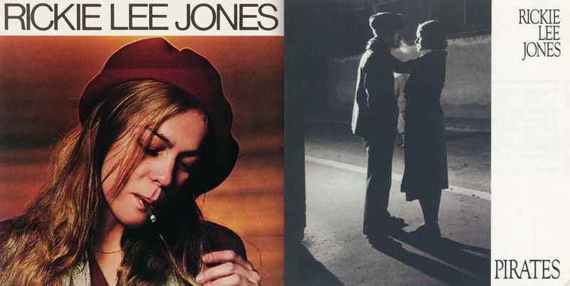Rickie Lee Jones & Pirates covers