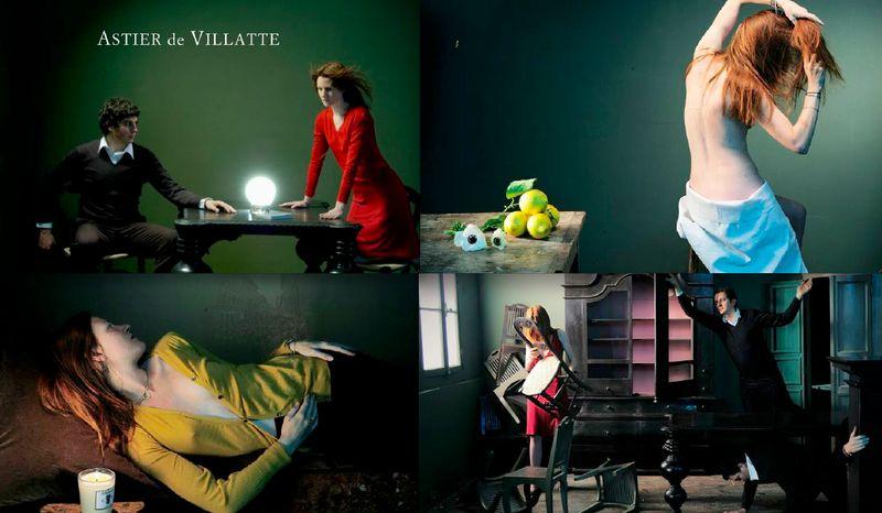 Astier de Villattte:Behnaz Sarafpour:The Fashion Informer