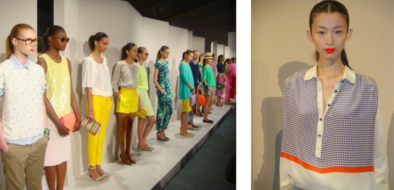 J.Crew spring 2012.3 by The Fashion Informer:Lauren David Peden