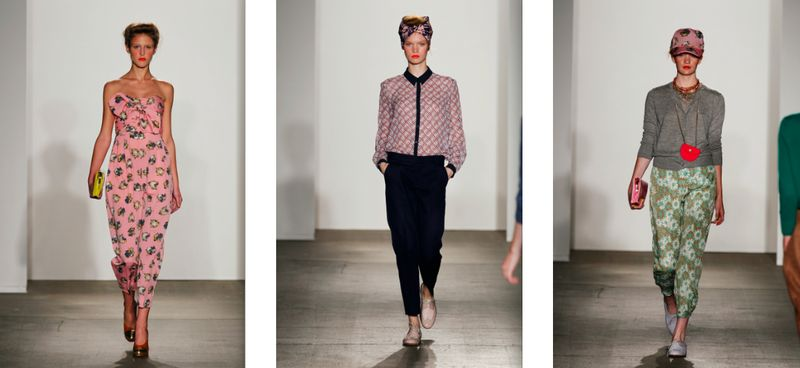 Karen Walker spring 2012.1:The Fashion Informer