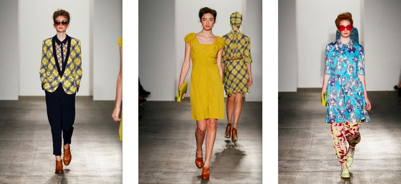 Karen Walker spring 2012.2:The Fashion Informer