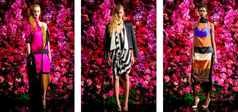 Juan Carlos Obando spring 2012.1:The Fashion Informer