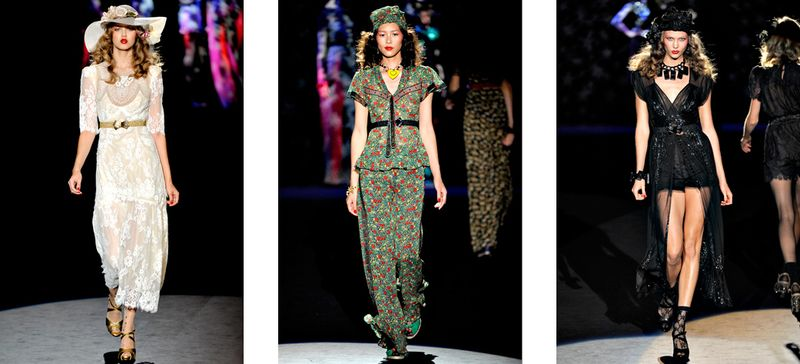 Anna Sui spring 2012.2:The Fashion Informer