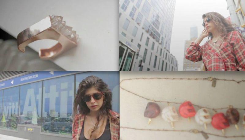 Pamela Love for Dossier.2:The Fashion Informer
