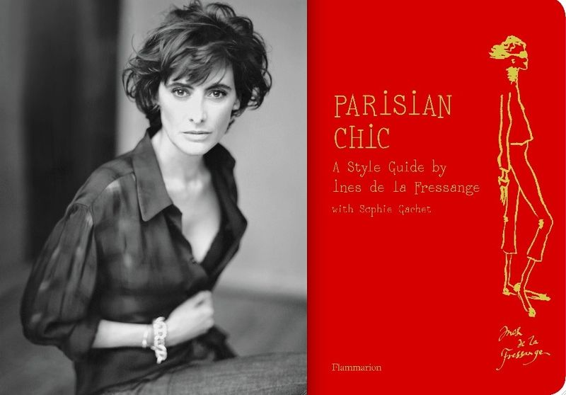 Ines de la Fressange:1:The Fashion Informer