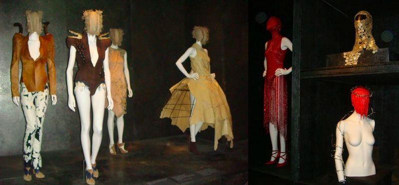 Alexander McQueen exhibit 2