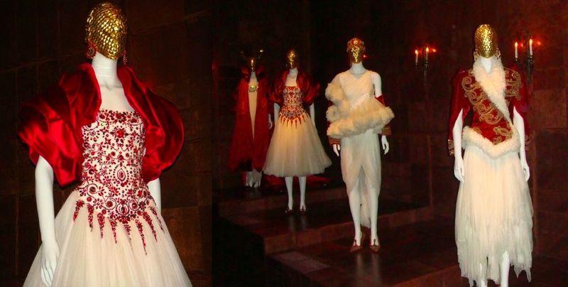 Alexander McQueen exhibit 4