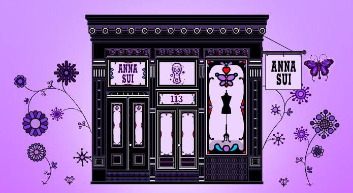 Anna Sui website