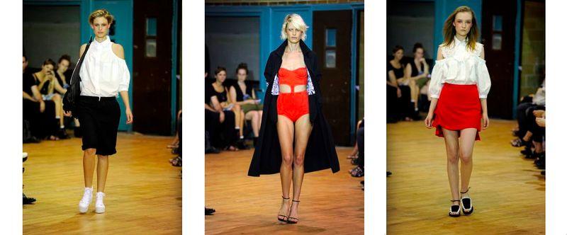 Chloe Sevigny for Opening Ceremony:Resort 2012:4:The Fashion Informer