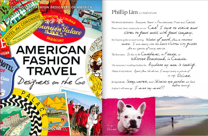 American Fashion Travel:Phillip Lim