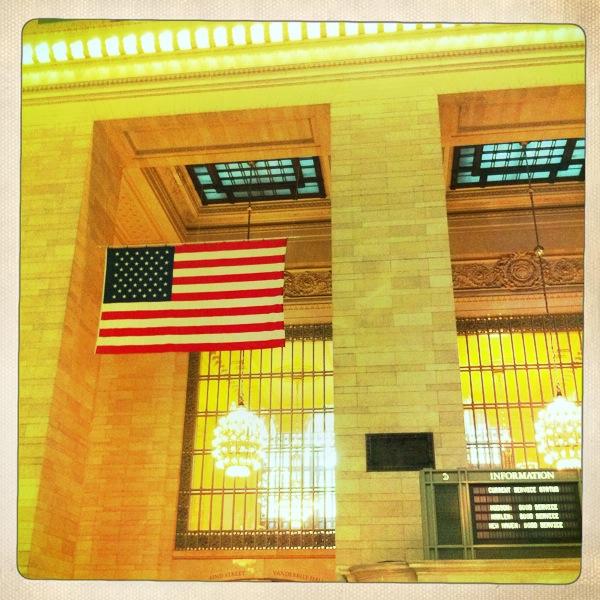 Grand Central Flag:The Fashion Informer