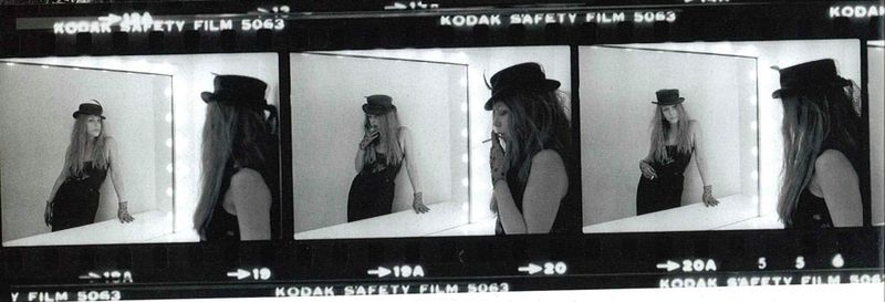 Rickie Lee Jones:Kodak film:1979