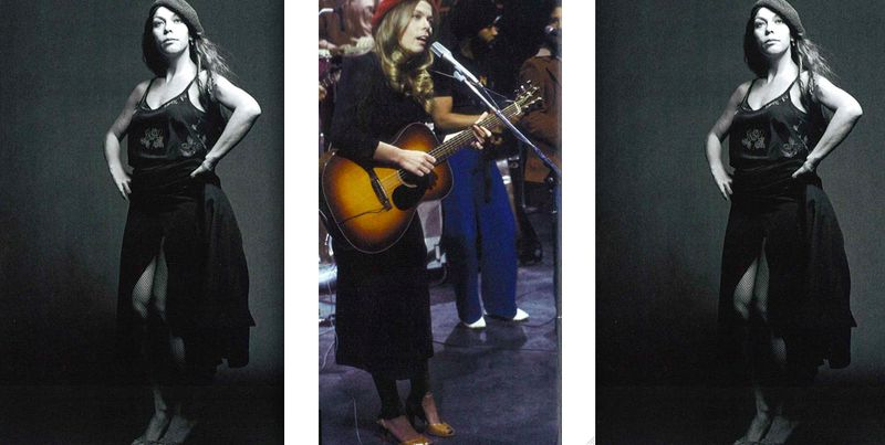 Rickie Lee Jones:fashion