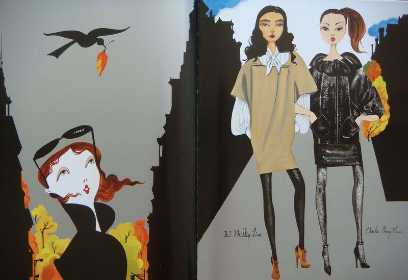 Ruben Toledo Fashion Almanac 3