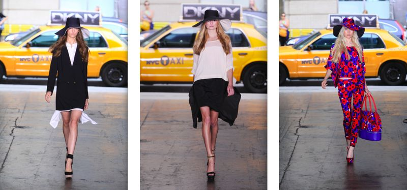 DKNY spring 2012.1:The Fashion Informer