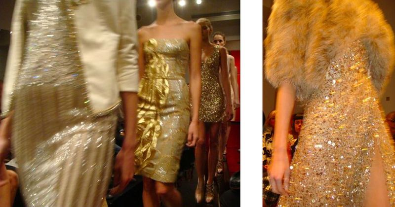 Reem Acra spring 2012.2:The Fashion Informer