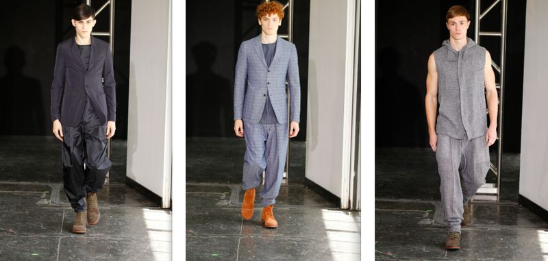 Duckie Brown spring 2012.1:The Fashion Informer