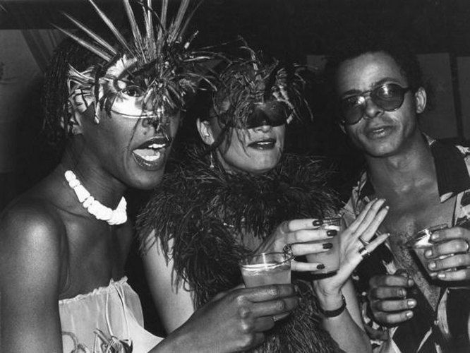 6. Stephen Burrows:Studio 54