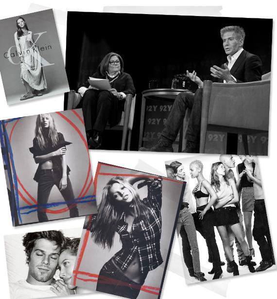 Calvin Klein at 92Y:The Fashion Informer for Rue La La