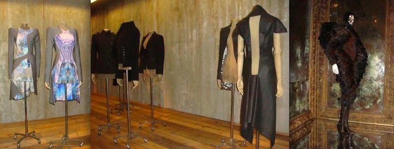 Alexander McQueen exhibit 5