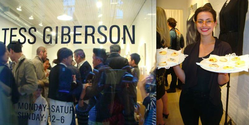Tess Giberson store party:3