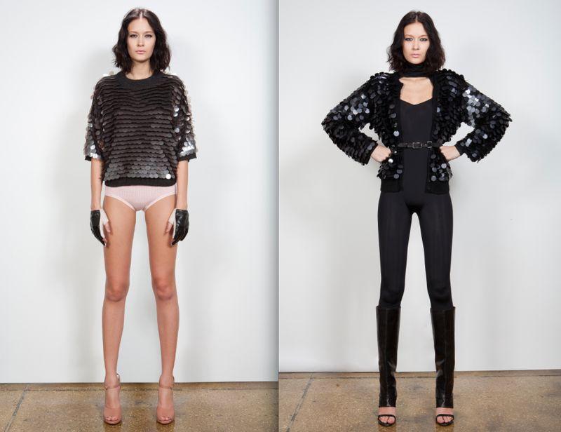 Tom Scott sequins.1:The Fashion Informer