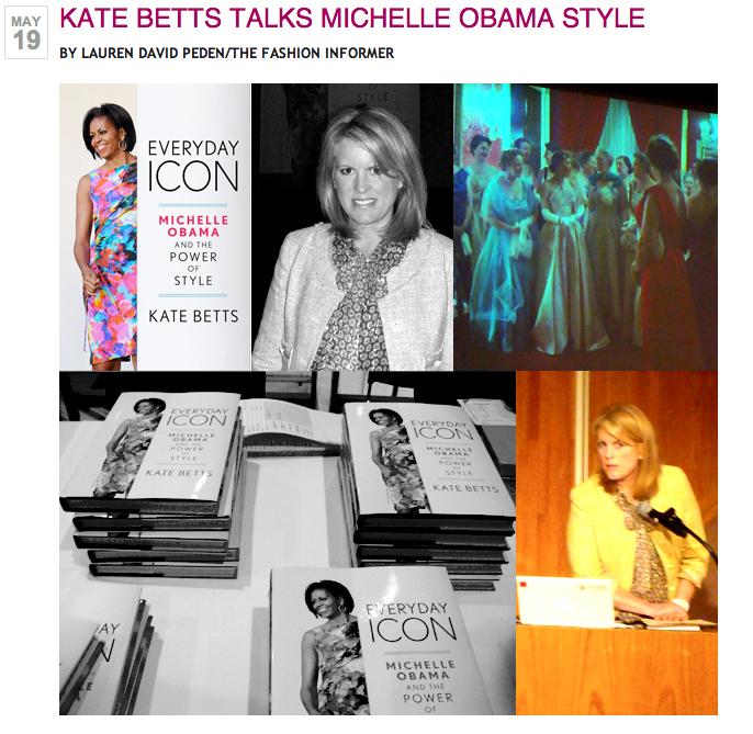 TFI covers Kate Betts on Rue La La