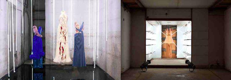Rodarte Pitti W 1:The Fashion Informer