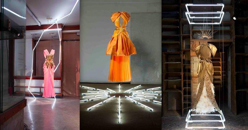Rodarte:Pitti W 2:The Fashion Informer