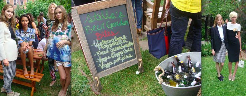 Stella McCartney's Resort Beer Garden