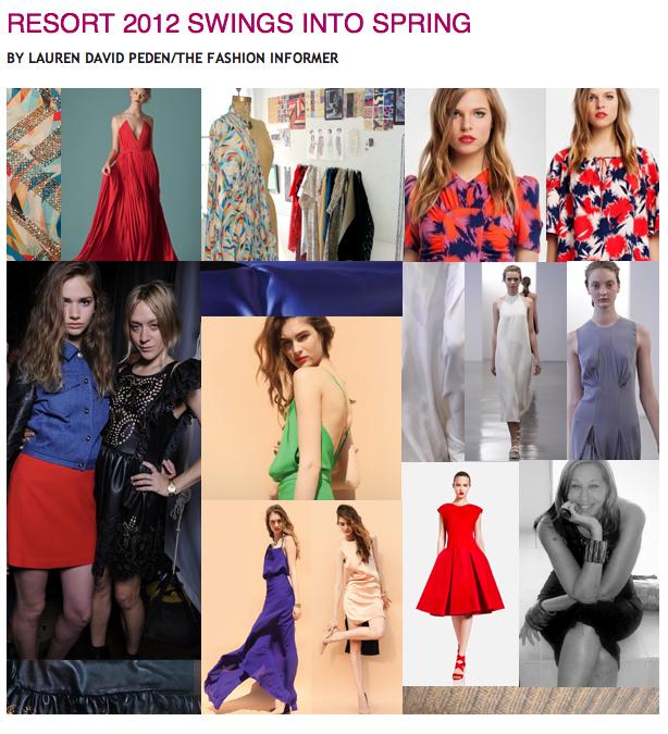 Rue La La:The Fashion Informer:Resort 1