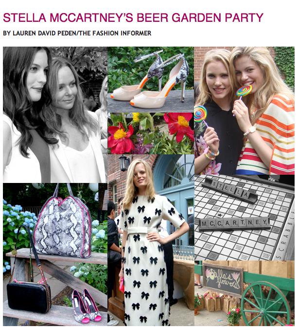 Rue La La:The Fashion Informer:Stella McCartney