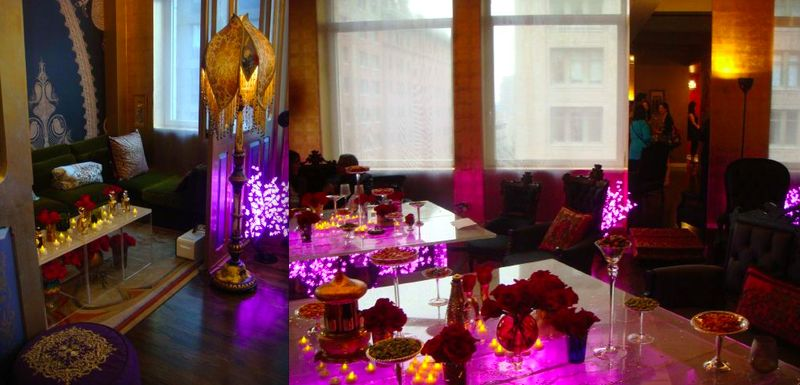 Reem Acra living room:1