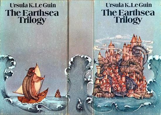 Ursula Le Guin Earthsea_Trilogy