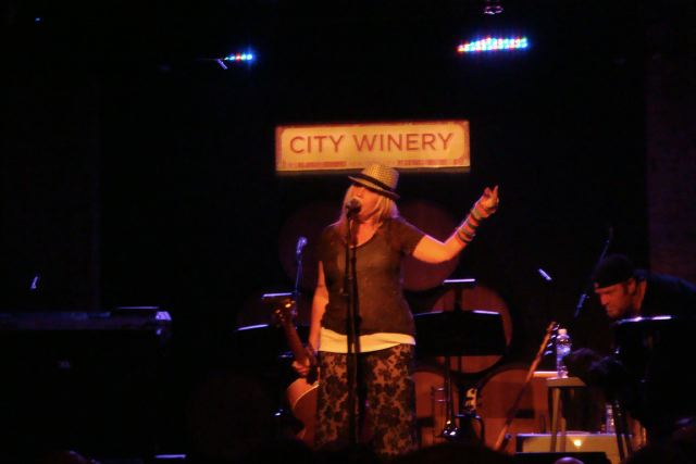 Rickie Lee Jones:City Winery
