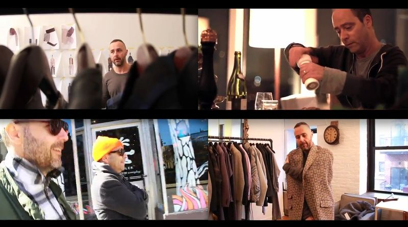 Duckie Brown film 4:The Fashion Informer